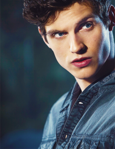 Daniel Sharman as Marcus Castile, the Huntsman (XX)