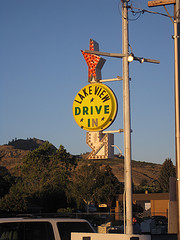 Lakeview Drive-In, Lake Chelan, WA