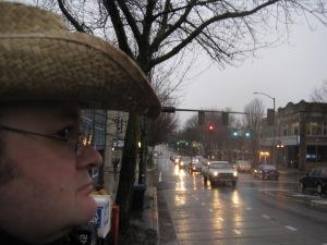 Rainy Spring in Greenwood
