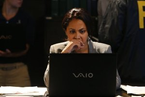 Parminder Nagra as Meera Malik from NBC's The Blacklist
