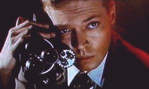 Carl Boehm as Mark Lewis in Peeping Tom (1960)