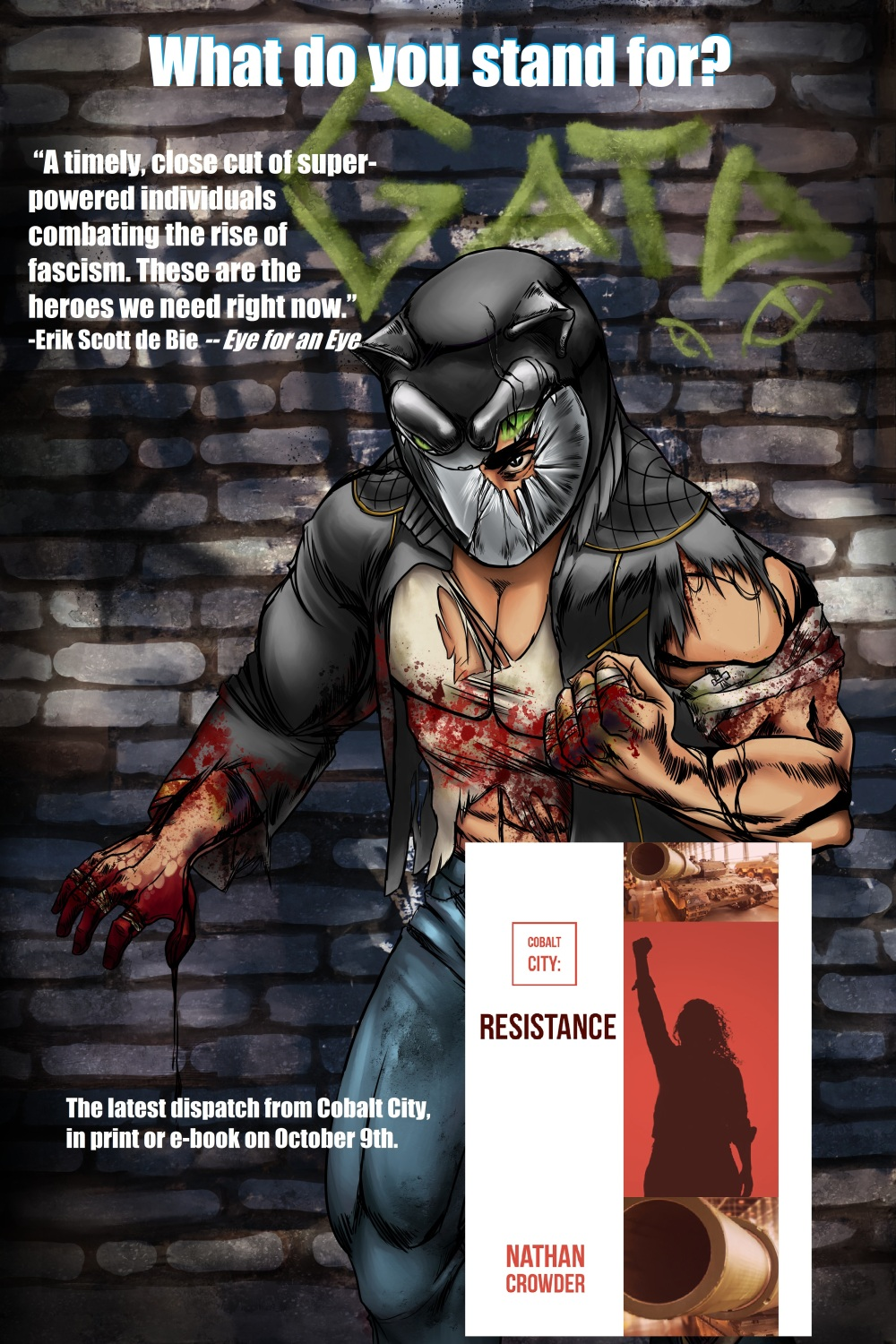 Resistance poster 1
